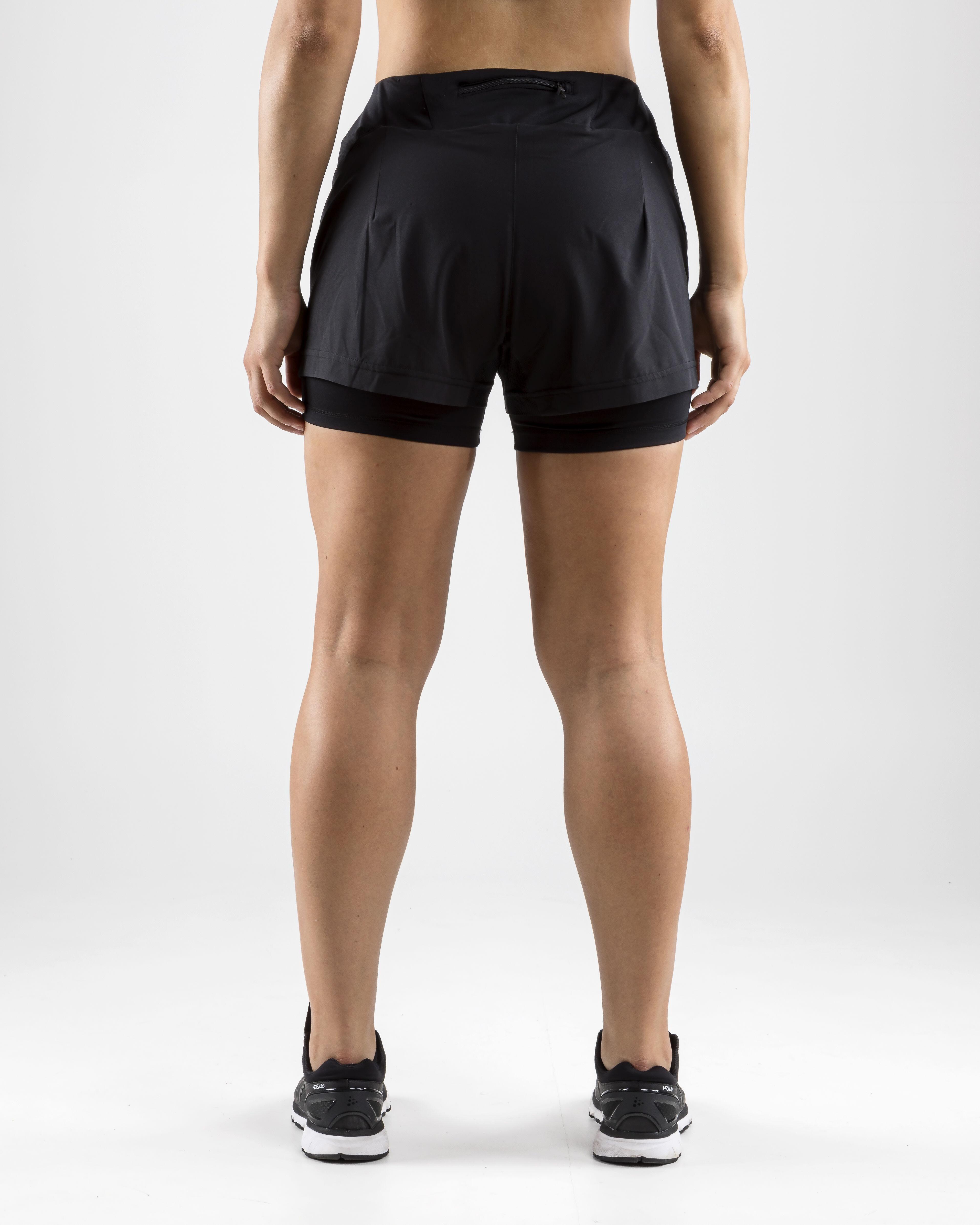 Craft Essential - Short running Femme - noir - Boutique de vélos en ... 3704a6a7f6a